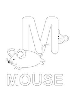letter m coloring pages preschool alphabet coloring pages kids crafts diy and fun things