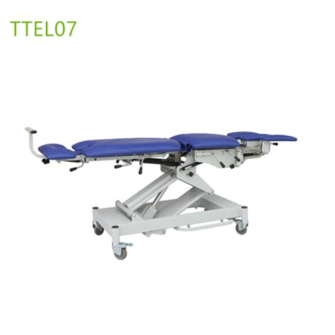 physical therapy table dimensions mutil section electric physical therapy treatment tables
