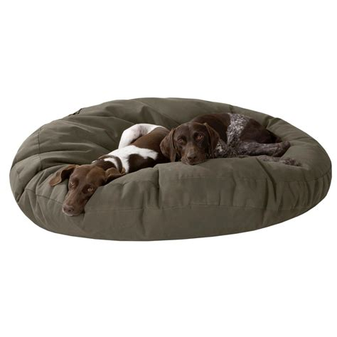 doggy beds 3buy kimlor round jumo dog bed 50 quot cing hiking price