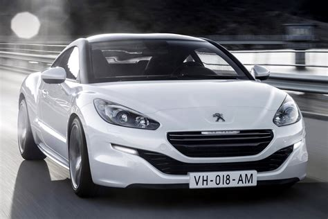 peugeot sports car car barn sport peugeot rcz coupe 2013