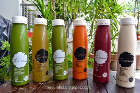 Australian Detox Juice by La Juiceria Home Delivered Juices And Juices Cleanses