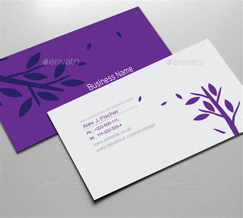 26 amazing beauty salon spa business cards psd templates