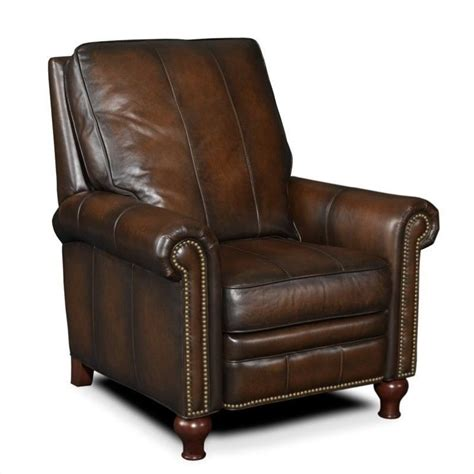 hooker leather recliner hooker furniture seven seas leather recliner chair in