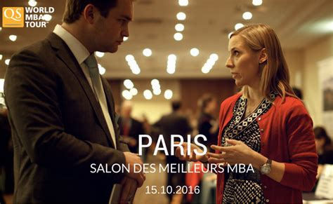 2016 Qs World Tour Mba by Salon Qs World Mba Tour Frenchweb Fr