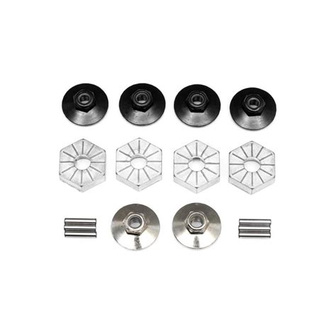 Lock Lock Gift Set Isi 4pcs 17mm hex hub set 4pcs w lock nuts