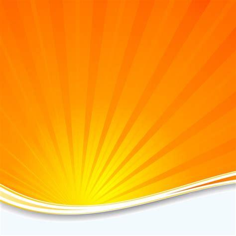 background oren orange sunburst background vector free download