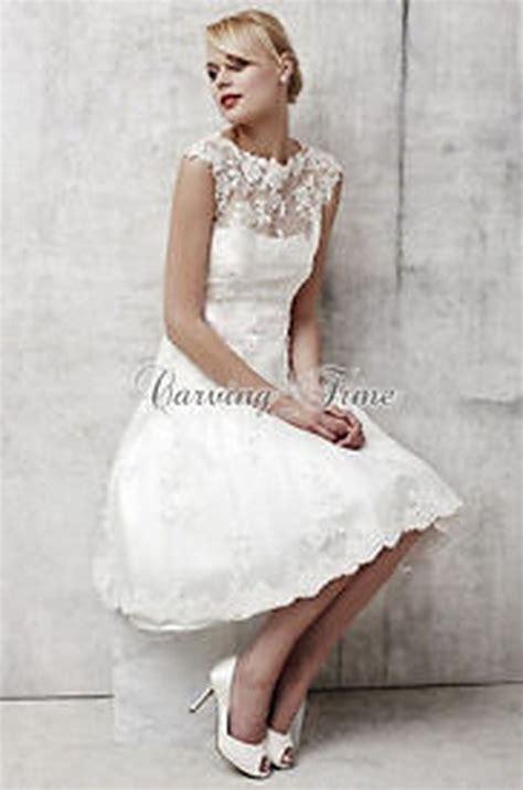 Hochzeitskleid Wei by Brautkleid Weiss Kurz