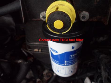 ford transit filter change ford transit fuel filter change