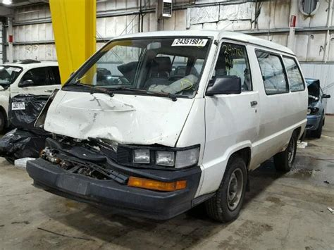 1986 Toyota Wagon Auto Auction Ended On Vin Jt4yr29v1g5026431 1986 Toyota