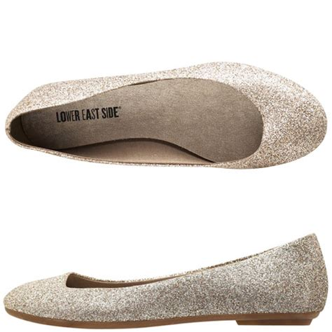 Sparkly Flat Shoes For Wedding by Sparkly Ballet Flats Weddingbee