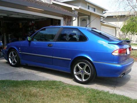 sell used 1999 saab 9 3 viggen hatchback 2 door 2 3l in
