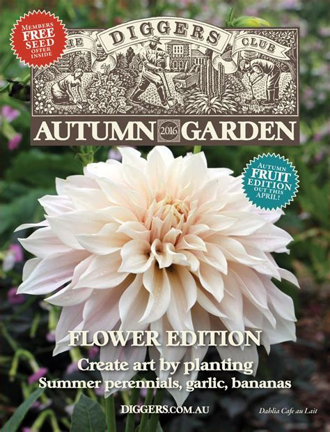 17 Best Images About Diggers Magazines On Pinterest Flower And Garden Magazine