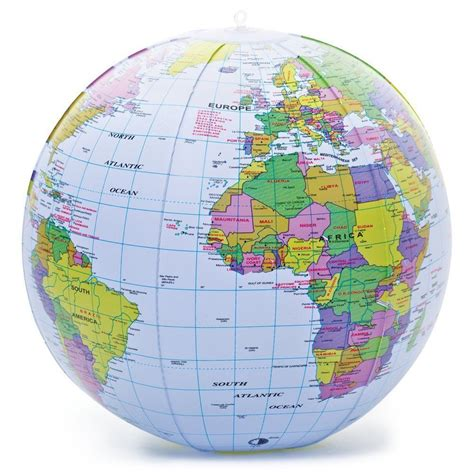 globe maps of the earth new up globe 40cm atlas world map earth