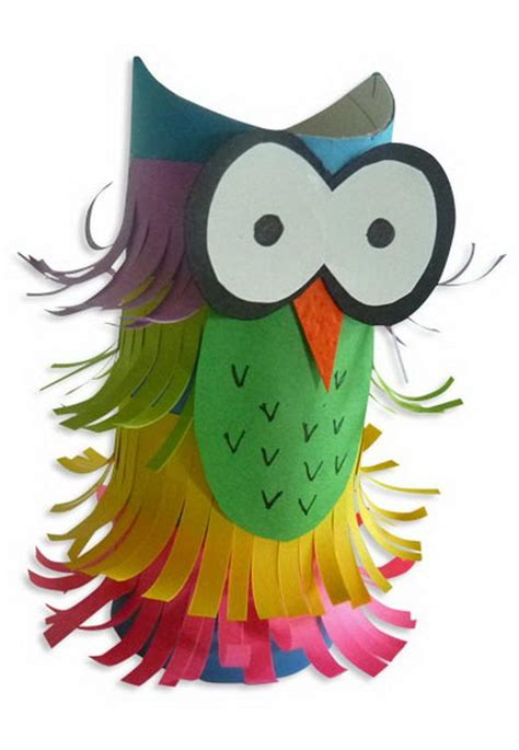 Paper Owls Crafts - best 25 paper owls ideas on owl templates