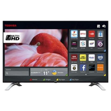 Tv Toshiba 43 Inch buy toshiba 43u6663db 43 inch smart 4k ultra hd led tv with freeview play from our toshiba tvs