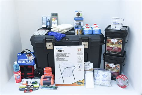 Home Kit basic family home emergency kit 2 persons the perfect
