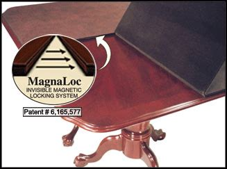 Dining Table Protection Pad With Magnetic Locking System