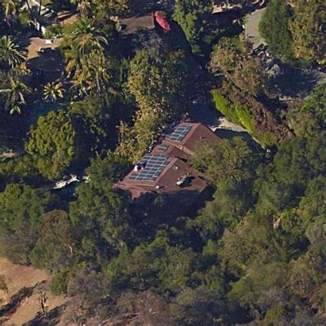 Bill Maher S House In Beverly Hills Ca Google Maps