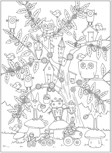 secret garden coloring book order free coloring pages of johanna basford