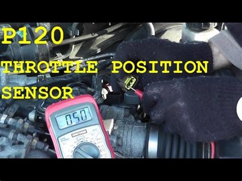 Hq 12464 Sport Set Top how to test and replace the throttle position