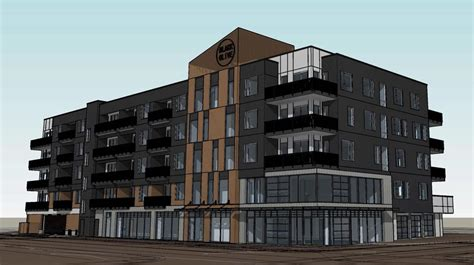 design criteria for review of tall building proposals black olive apartment building proposal passes initial