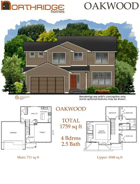 northridge home floor plans des moines iowa