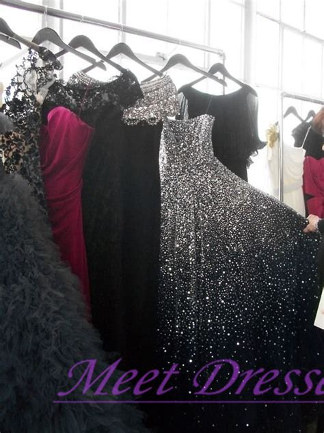 princess ball gown strapless navy blue prom dress
