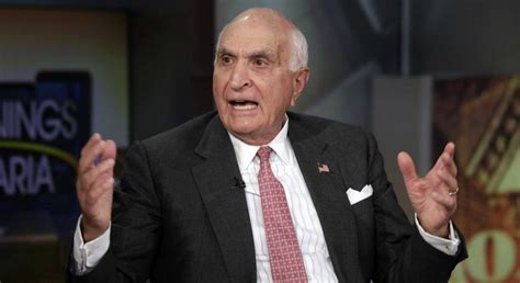 home depot co founder ken langone thinks that welfare