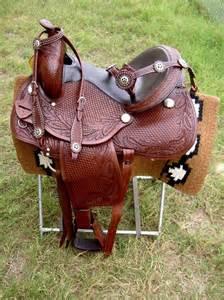 Handmade Western Saddles - handmade leather western saddle tack equestrian saddle