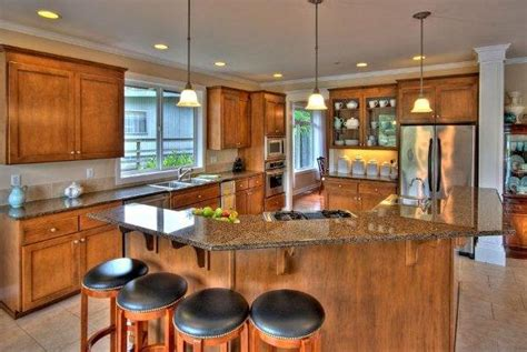 kitchen triangle design with island kitchen triangle with island home design