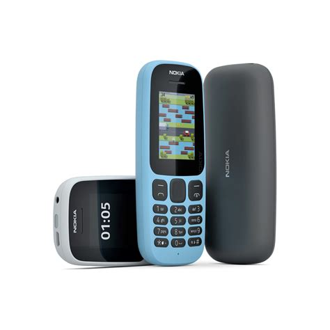 Nokia Senter Dual Sim nokia 105 dual sim basic phone