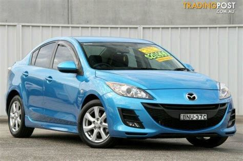 mazda 3 maxx sport mazda mazda3 maxx sport bl for sale in penrith nsw mazda