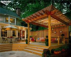 pdf plans pergola over deck plans download woodworking