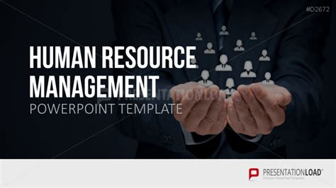human powerpoint template human resource management hrm powerpoint template hr