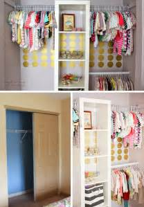Ideas For Clothing Storage In Small Bedrooms 20 Diy Closet Organization Ideas For The Home Coco29