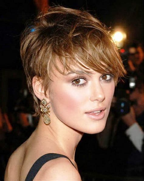 square faces with short hair behairstyles com