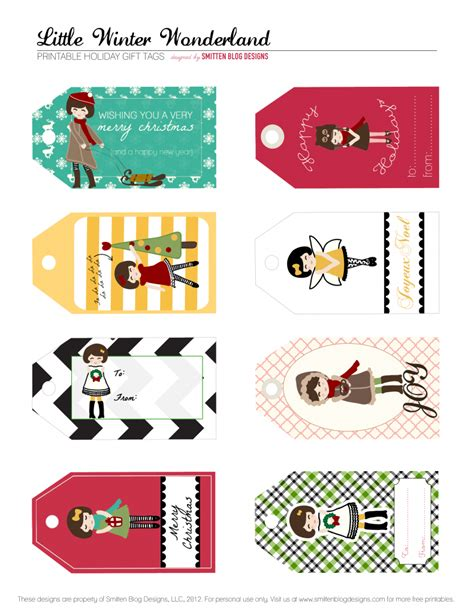 printable winter gift tags smitten christmas printables smitten blog designs