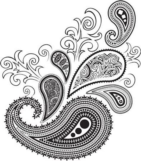 paisley pattern drawing interior design trend alert paisley martinpierceblog