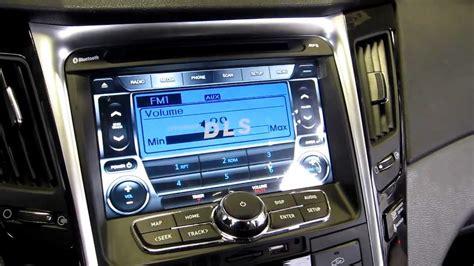 hyundai sonata 2011 navigation system navmax hyundai sonata oem 8 quot touch multimedia navigation