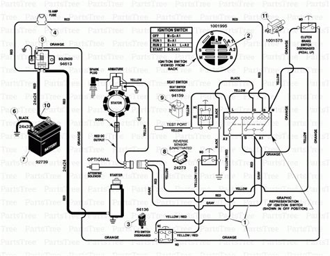 lawn mower wiring diagram wiring diagram murray lawn tractor 34 wiring diagram