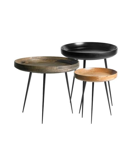 Mater Furniture by Bowl Table Mater Occasional Table Milia Shop