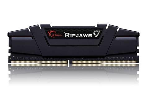 g skill announces new ripjaws v 128gb ddr4 3200 memory kit