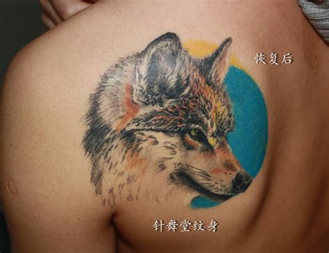 wolf and moon tattoo designs february 2011 free live stats top release