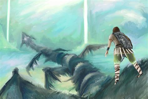 Komik Legend Of The Cursed Sword No 17 Yeo Beop Ryong Park Hui Jin shadow of the colossus images whach your step hd wallpaper