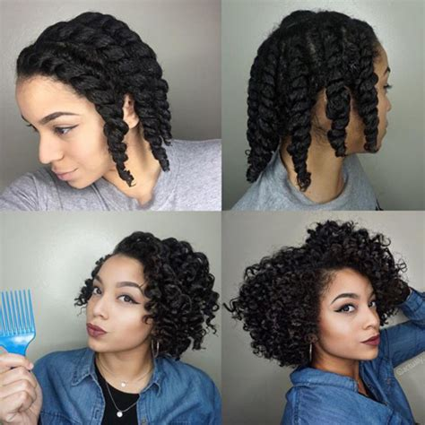 4c twistout updo 50 catchy and practical flat twist hairstyles hair