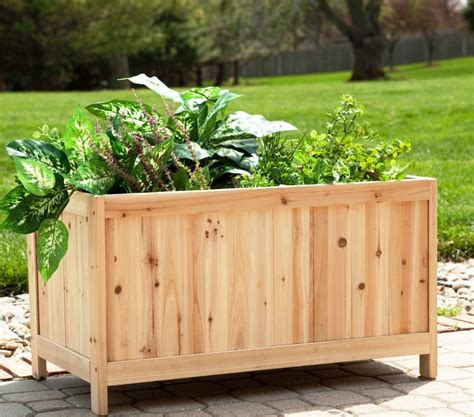 how to build a cedar planter box iimajackrussell garages