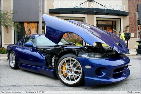 dodge viper blue blue dodge viper gts benlevy