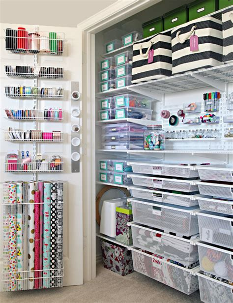 Craft Closet Organization Ideas by Iheart Organizing The Ultimate Craft Closet Organization