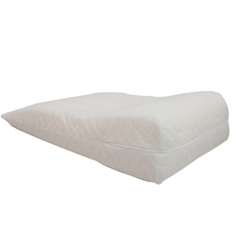 bed wedge pillow for legs orthopaedic contour leg raise pillow foot rest cotton bed