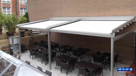 round awnings retractable all year round roof awnings soapp culture